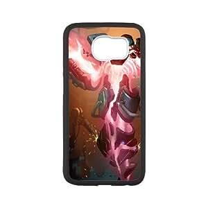 Samsung Galaxy S6 White phone case Xerath league of legends LOL6062077