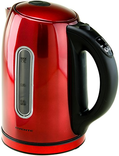 Ovente 1.7 Liter BPA-Free Temperature Control Stainless Steel