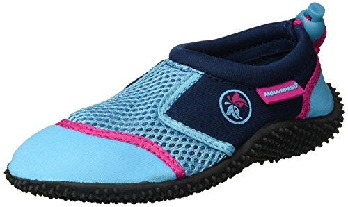 Acqua Ideale speed rosa as14 Per Scarpe Lago I Aqua Turchese Spiaggia Di Come Pantofole navy Mare Piedi Protezione zdtdq