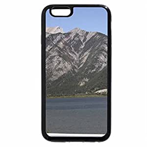 iPhone 6S / iPhone 6 Case (Black) Mountains view 58