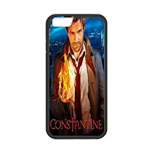Qxhu Constantine patterns Protective Snap On Hard Plastic Case for Iphone6 4.7""