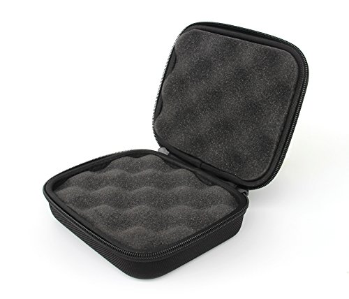 SHBC Portable Pocket Pistol Case TOP quality Hard shell EVA material with High density foam,The protective pistol case fits most sub compact model of Smith and Wesson (S&W), Ruger, - And Carrying Wesson Smith Case