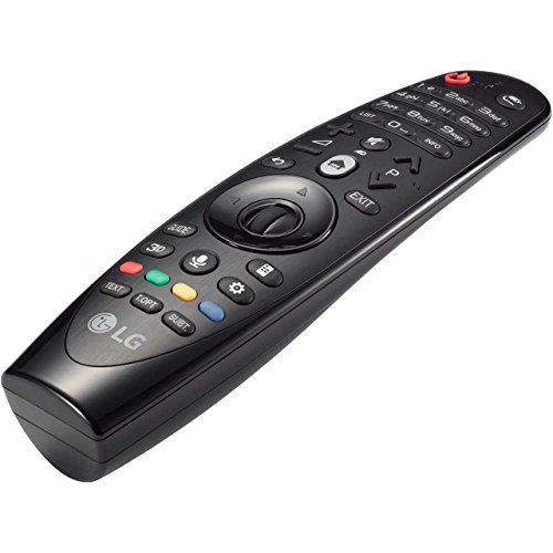 Magic Remote Control with Voice Mate™ for Select 2015 Smart TVs (worldwide version). also known as ANMR600, AKB74495301, AN-MR600. For Compatible 2015 LG Smart TVs (limited models)