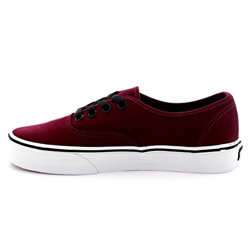 Mens Vans Up Black Plimsoll Low Port Skate Lace Sneakers Shoes Royale Rise Authenic Casual RBCwR4q