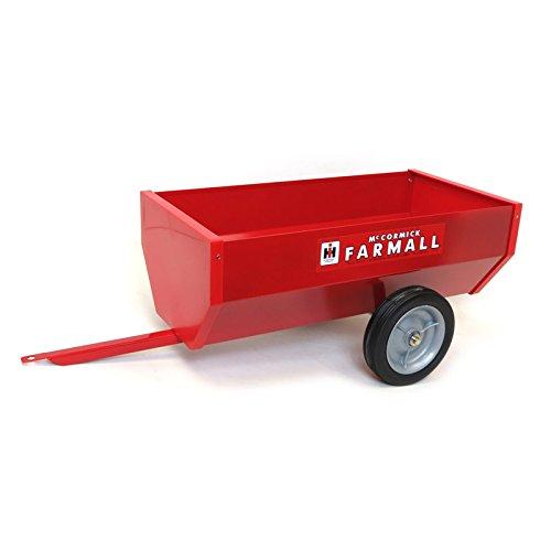 IH Farmall Pedal Trailer Grain Cart