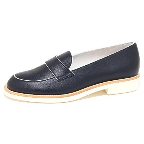 Donna Women Loafer Profilo Mocassino Tod's 9380n Blu Scarpe x0qAzxwX