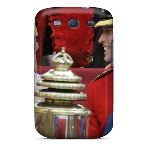 New The Royal Wedding Prince William And Catherine Middleton 94 Tpu Skin Case Compatible With Galaxy - William Does What