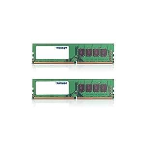 PatriotSignature Line 8GB (2 x 4GB) 288-pin DDR4 PC4-17000 2133MHz Memory Module Kit PSD48G2133K