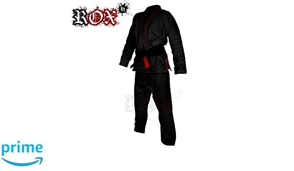 ROX Fit BJJ Gi trajes para la competencia Brazilian Jiu ...