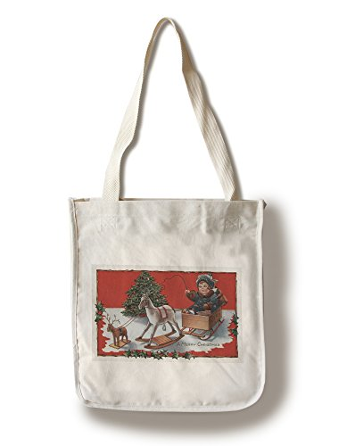 a-merry-christmas-kid-in-a-soap-box-sled-100-cotton-tote-bag-reusable
