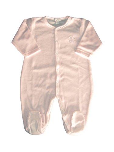 - Kissy Kissy Baby-Girls Infant Giraffe Kins Velour Footie-Pink-9 Months