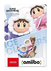 amiibo Ice Climbers- Super Smash Bros. Collection