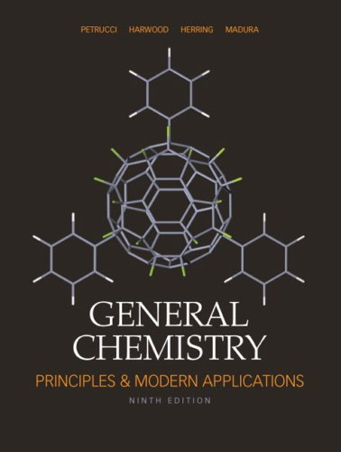 General Chemistry: Principles and Modern Applications Value Pack (includes Selected Solutions Manual & MasteringChemistry with myeBook Student Access Kit ) (9th Edition)