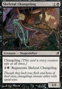 Changeling Foil - 5