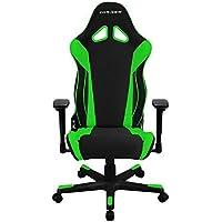 DXRacer OH/RW106/NE Black & Green Racing Series Gaming Chair