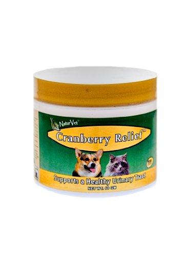 NaturVet Cranberry Relief, 50 Gram, My Pet Supplies