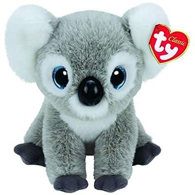 "Ty Beanie Babies 6"" Kookoo Koala - Perfect Plush!: Toys & Games"
