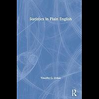 Statistics in Plain English (English Edition)