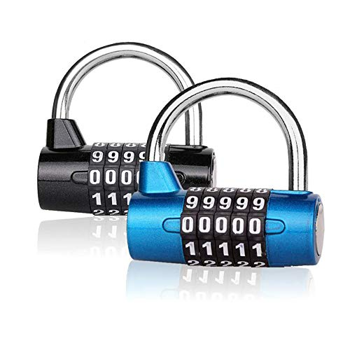 number combination lock - 6