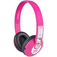 Hello Kitty HP2-06009 Bluetooth Volume Limiting Kid Headphones