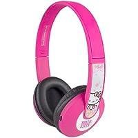 Hello Kitty HP2-06009 Bluetooth Volume Limiting Kid Headphones