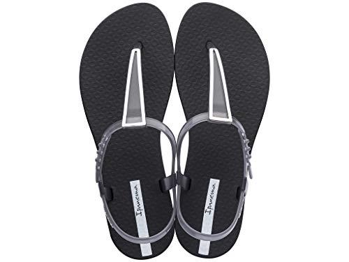 Ipanema Stardust Women's Sandals, Black/Smoke (7 US)]()