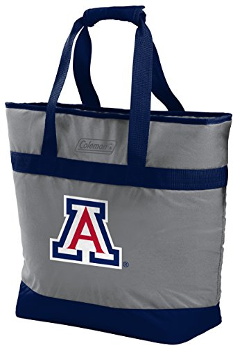 Rawlings NCAA Arizona Wildcats Unisex 07883068111NCAA 30 Can Tote Cooler (All Team Options), Blue, X-Large