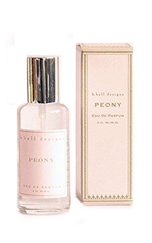 (k. hall designs Peony Eau de Parfum 2 oz. Spray)