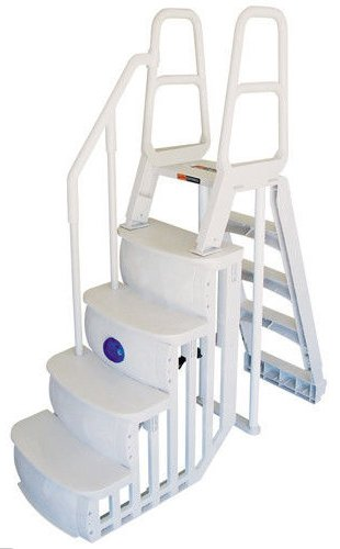 NEW MAIN ACCESS 200100T Above Ground Swimming Pool Smart Step/Ladder System