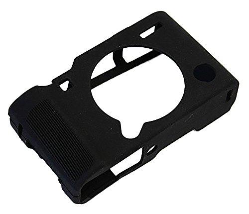 Protective Silicone Gel Rubber Soft Camera Case Cover Bag Compatible For FUJIFILM Fuji X Series X - A3 Camera Black