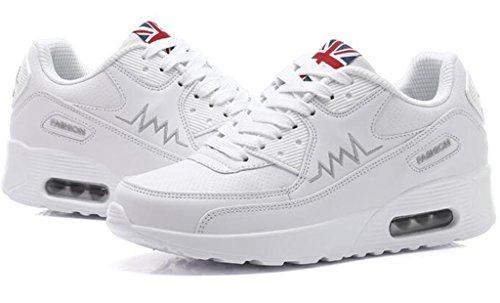 GFONE - Zapatos de tacón  de Material Sintético mujer