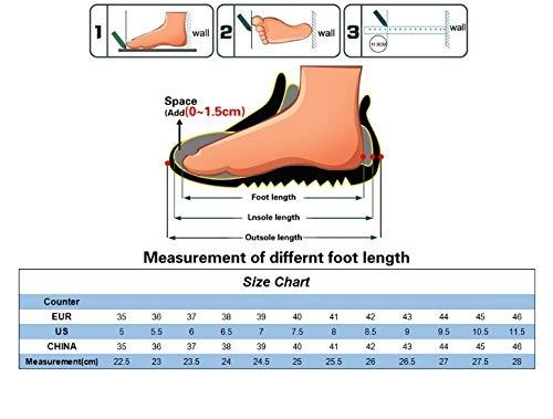 Las Zapatos Amortiguadores Para Ysfu Casuales Al Aire Zapatillas Femeninos Deporte Vulcanizados Libre De Ligeros Transpirables Mujeres Deportivos wtOX8Oq