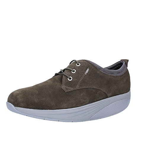 MBT Elegant / Oxford-shoe Men 8/8, 5 US / 42 EU Green Suede