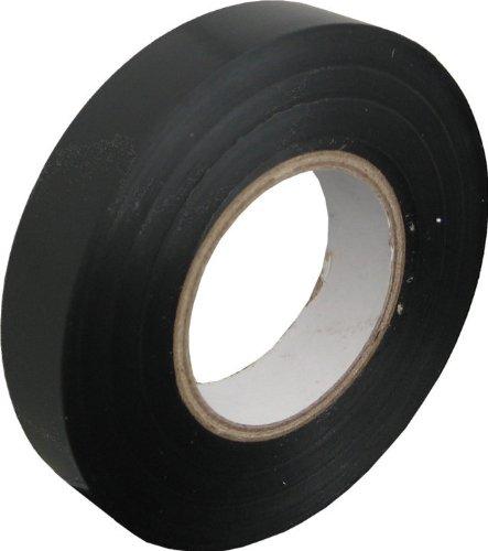 Electraline 62311 Insulating Tape, 19 mm x 25 m, Black