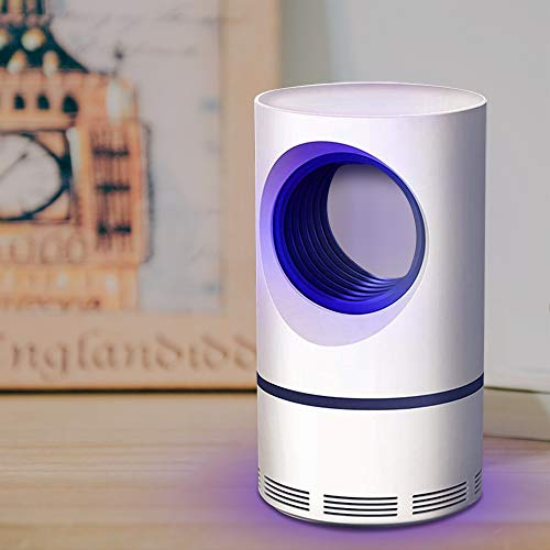 USB Photocatalyst Mosquito Killer Low-Voltage Ultraviolet Light Mosquito Killer Lamp Safe Energy Power Saving Quiet Healthy Efficient Surrounding Type Photocatalytic Light
