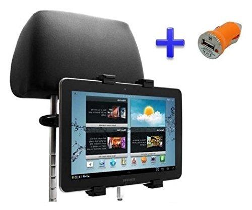 Theoutlettablet® Soporte Reposacabezas para Tablet Bq Aquaris M10 10.1