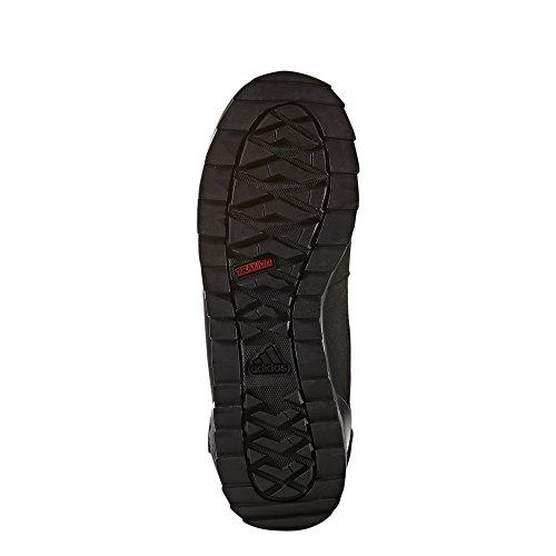 adidas Terrex Choleah High CP, Zapatillas de Deporte Exterior Para Mujer, Varios Colores (Negbas/Negbas/Blatiz), 42 EU