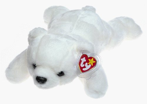 TY Beanie Buddy -Chilly the Polar Bear by Ty