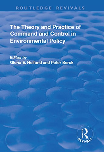 The Theory and Practice of Command and Control in Environmental Policy