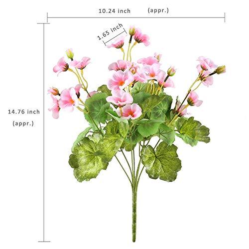 Artificial Fake Flower Gypsophila Silk Flowers Bouquet Holiday Party Decor Rage
