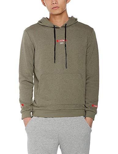 Sweatshirt Youth Hunter - Demon&Hunter LM2 Series Men Hooded Sweatshirt (Long Sleeves) Green DLM3024G-2XL