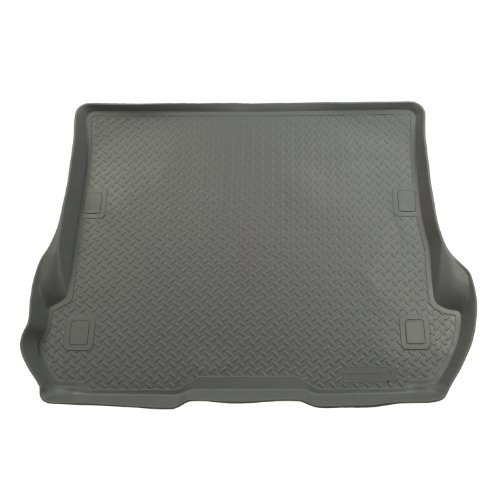 Husky Liners Custom Fit Molded Rear Cargo Liner for Select Toyota Sequoia Models - Liners Husky Molded Cargo Custom
