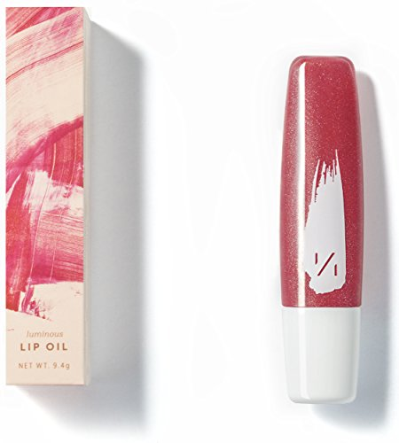 1/1 - Natural Lip Oil (99% Natural, 60% Organic) (Scarlet Bloom) ()