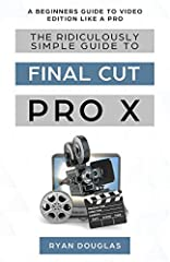 "Apple promises that Final Cut - the company's flagship digital editing software - is ""not just a different cut, but a whole new production"" -and it truly is. Workflow is faster, smoother and easier than ever. Background tasks are compl..."