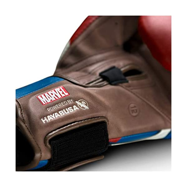 Hayabusa | Boxing Gloves | Marvel Hero Elite Series 4