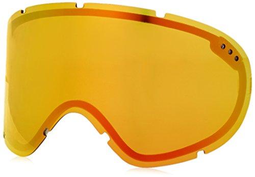 Electric Visual RIG Bronze/Red Chrome Snow Goggle - Electric Lens Chrome Bronze Blue