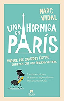 Una hormiga en París par Vidal