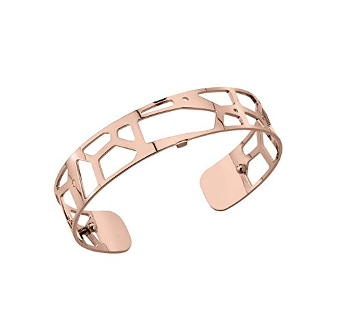 Les Georgette Girafe 14mm Cuff in Rose Gold