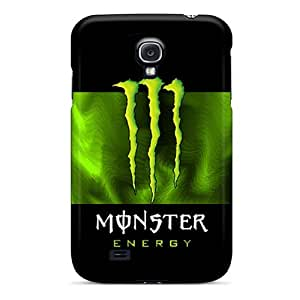 Cases Covers Monster/ Fashionable Cases For Galaxy S4