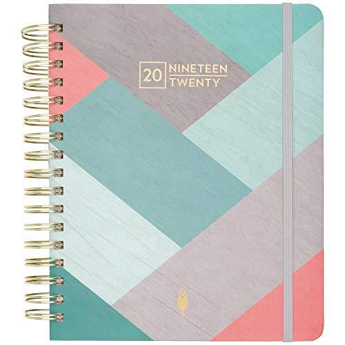 - inkWELL Press 2019-2020 Academic Year Weekly & Monthly Planner, Medium, 7